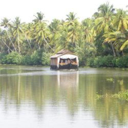 Ahmedabad to Kerala tour package 5 Nights 6 Days by Flight