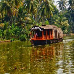 Coimbatore to Kerala honeymoon package 5 Nights 6 Days by Flight