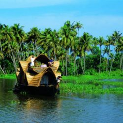 Delhi to Kerala tour package 3 Nights 4 Days by Flight
