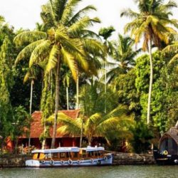 Goa to Kerala tour package 9 Nights 10 Days by Train