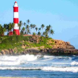 Indore to Kerala tour package 1 Night 2 Days by Flight