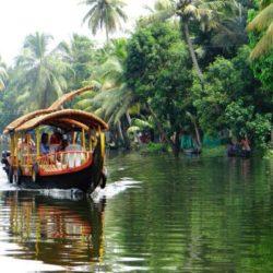 Kolkata to Kerala honeymoon package 1 Night 2 Days by Flight