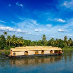 Kolkata to Kerala honeymoon package 6 Nights 7 Days by Train