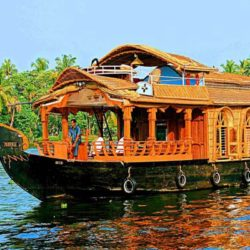 Lucknow to Kerala tour package 9 Nights 10 Days by Train