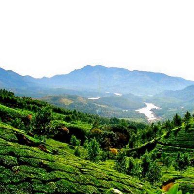 Nagpur to Kerala honeymoon package 1 Night 2 Days by Flight
