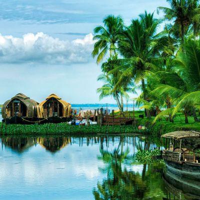 Nagpur to Kerala honeymoon package 6 Nights 7 Days by Train
