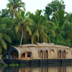 Nagpur to Kerala tour package 7 Nights 8 Days by Train