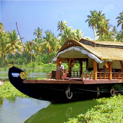 Salem to Kerala tour package 9 Nights 10 Days by Train