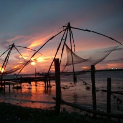 Tiruchirappalli to Kerala honeymoon package 2 Nights 3 Days by Flight