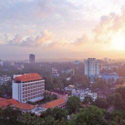 Tiruchirappalli to Kerala honeymoon package 3 Nights 4 Days by Flight