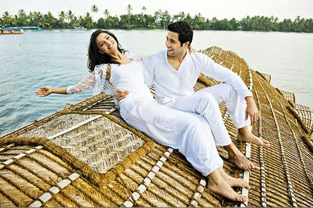 Visakhapatnam to Kerala honeymoon tour packages